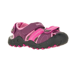 Kamik Plum Twig Big Kid Sandal