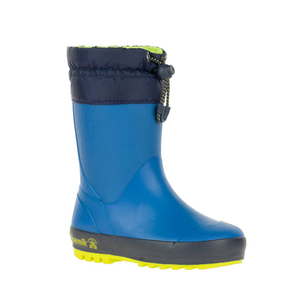 Kamik Blue Drizzly Boot