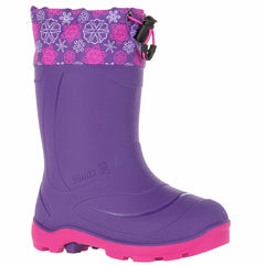 Kamik Purple/Magenta Snobuster Boot