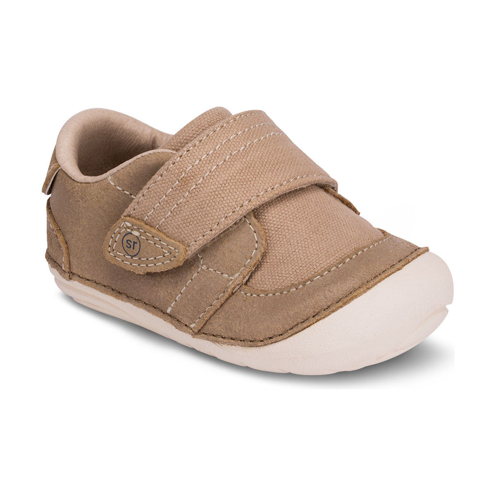 Stride Rite SM Tan Kellen Baby/Toddler Shoe