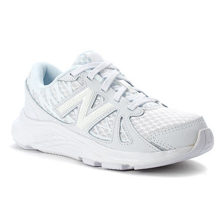 New Balance 690v4 White Running Shoes