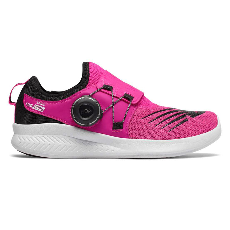 New Balance Pink Glo Fuelcore REVEAL Children's/Youth Sneaker