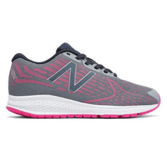 New Balance Grey/Pink Vazee Rush v2 Little Kid Sneaker