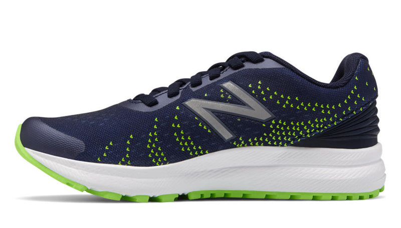 New Balance Navy Vazee Rush Wide Children's Sneaker