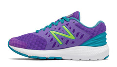 New Balance Purple/Teal FuelCore Urge Extra Wide Children's Sneaker