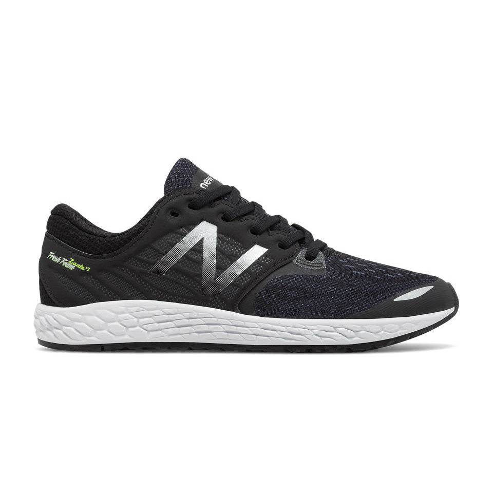 New Balance Black Zante Little Kid Sneaker