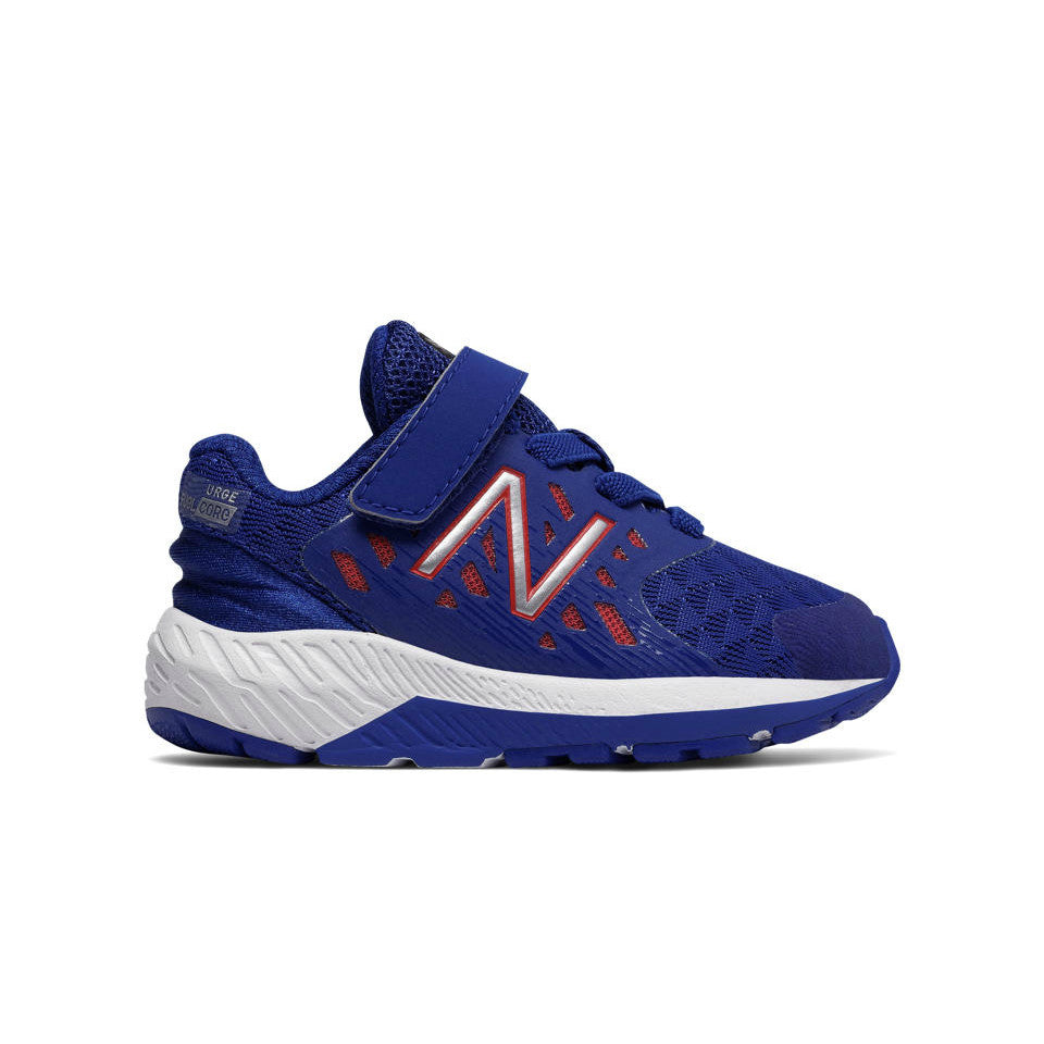 New Balance Blue/Red FuelCore Urge Baby/Toddler Sneaker