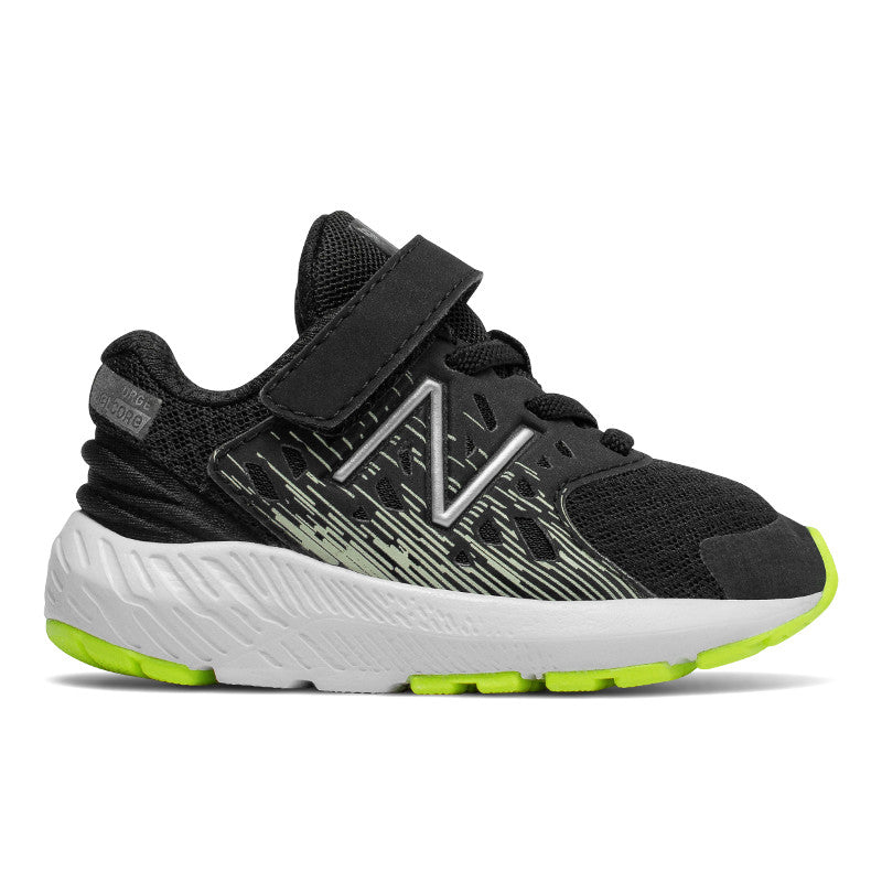 New Balance Black FuelCore Urge v2 A/C Baby/Toddler Sneaker