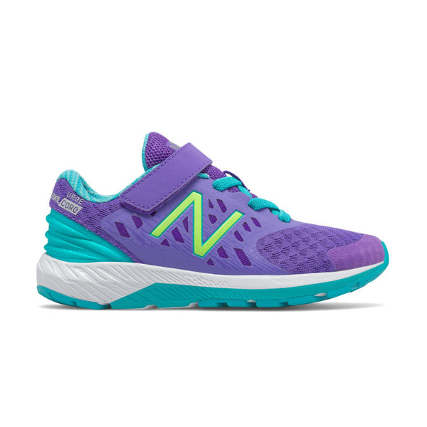 New Balance Purple/Teal FuelCore Urge Extra-Wide Sneaker