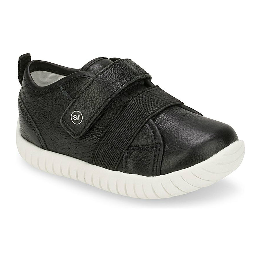 Stride Rite Black SRT Riley Toddler Sneaker