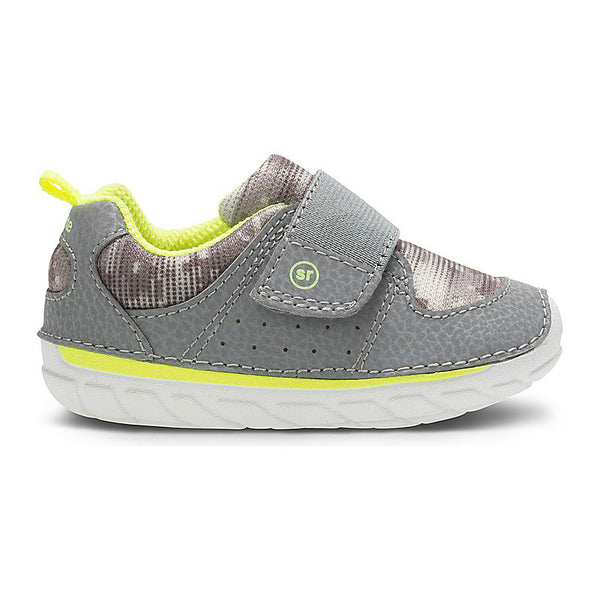 Stride Rite Grey Ripley Soft Motion Sneaker