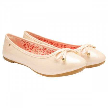 Pampili Nude Little/Big Kid Slim Flat