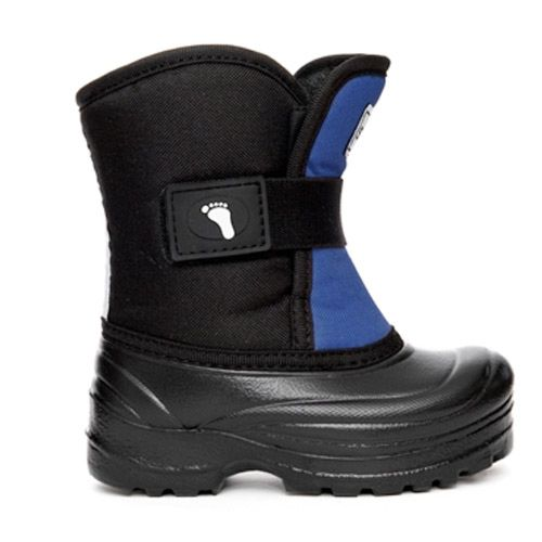 Stonz Slate Blue/Black Scout Winter Bootz