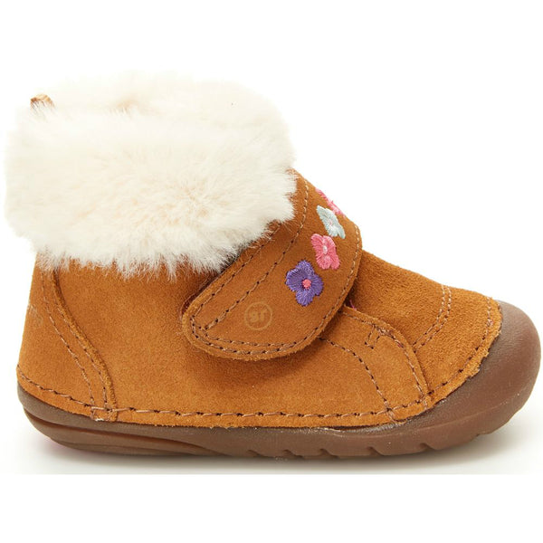 Stride Rite Brown Sophie Soft Motion Shoe