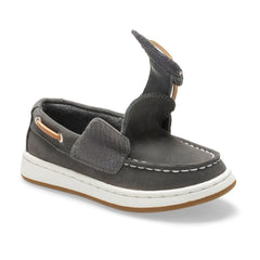 Sperry Grey Cup II Jr Boat Shoe