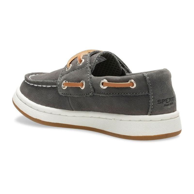 Sperry Grey Cup II Jr Toddler Boat Shoe