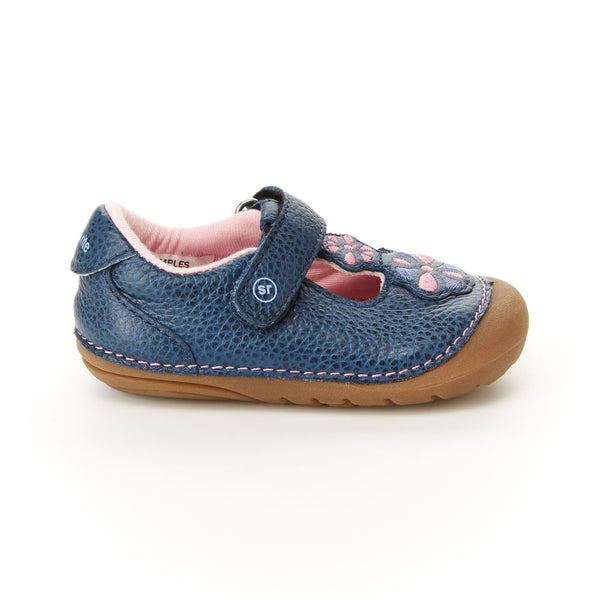 Stride Rite Navy Kelly Soft Motion Shoe
