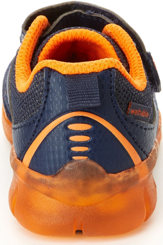 Stride Rite Navy Lighted Neo M2P Sneaker