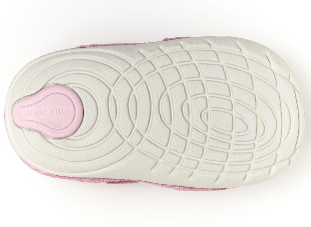 Stride Rite Pastel Multi Jazzy Soft Motion Baby/Toddler Shoe