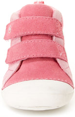 Stride Rite Pink Milo Soft Motion Baby/Toddler Shoe
