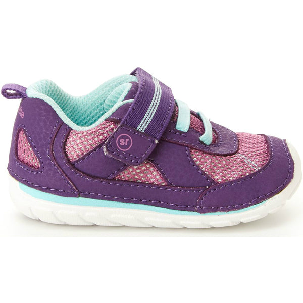 Stride Rite Purple Jamie Soft Motion Sneaker