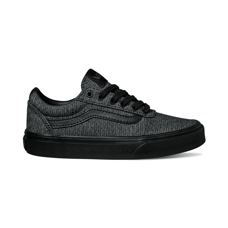 VANS Black Distortion Ward Sneaker