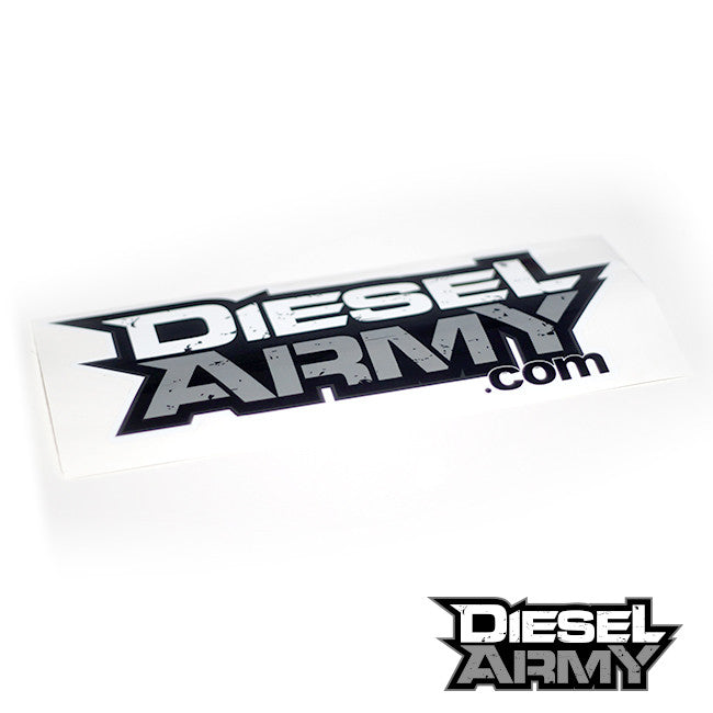 Diesel Army Sticker - Large