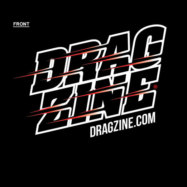 Ladies Deep-V Dragzine Drag Race Tee