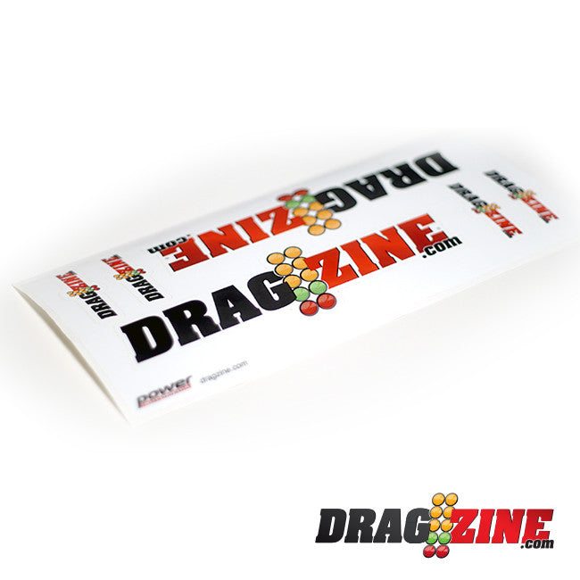 Dragzine Sticker Pack