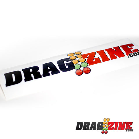 Dragzine Large Sticker