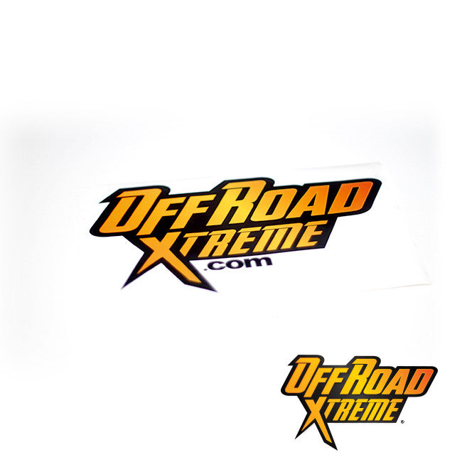 Off Road Xtreme Sticker - Large