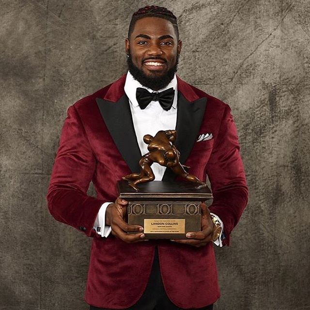 Landon Collins Named 101 Awards' NFC Defensive Player of the Year | Landon Collins