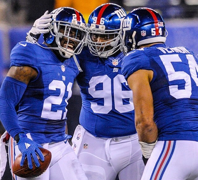Giants Defense Ready to Bring on Detroit | Landon Collins
