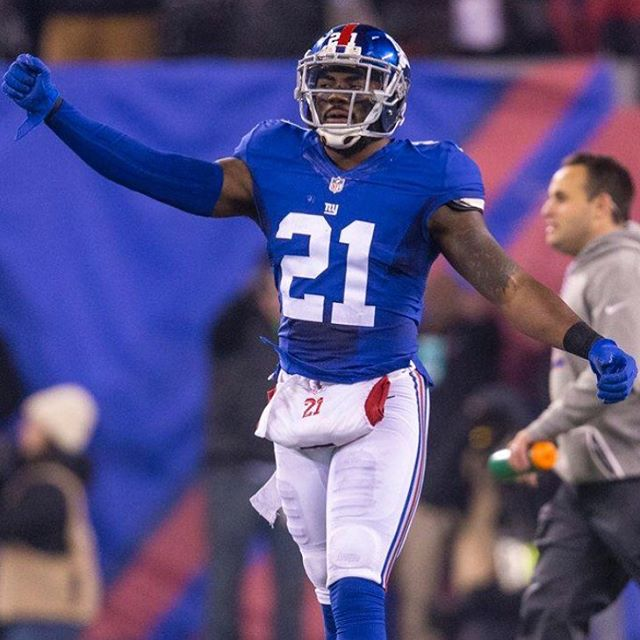Collins Finishes 3rd in Defensive Player of the Year Voting | Landon Collins