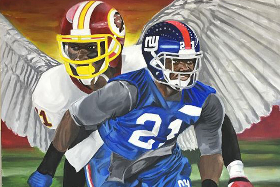 23eb29bcba9 Landon Collins reflects on the murder of Sean Taylor