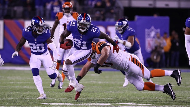 Landon's Calling: Collins aiming high as playoffs begin | Landon Collins