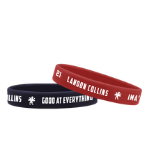 Landon Collins Wristband Bundle | Landon Collins