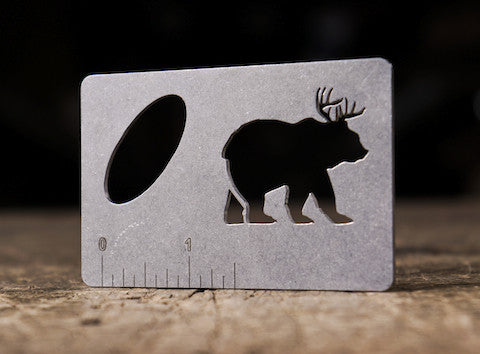 """Beer"" Card Bottle Opener"