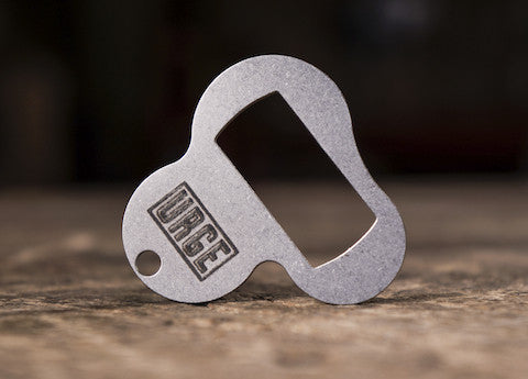 Hood Key Bottle Opener