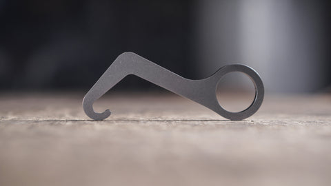 One-Hand Bottle Opener