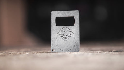 Rectangle Bottle Opener