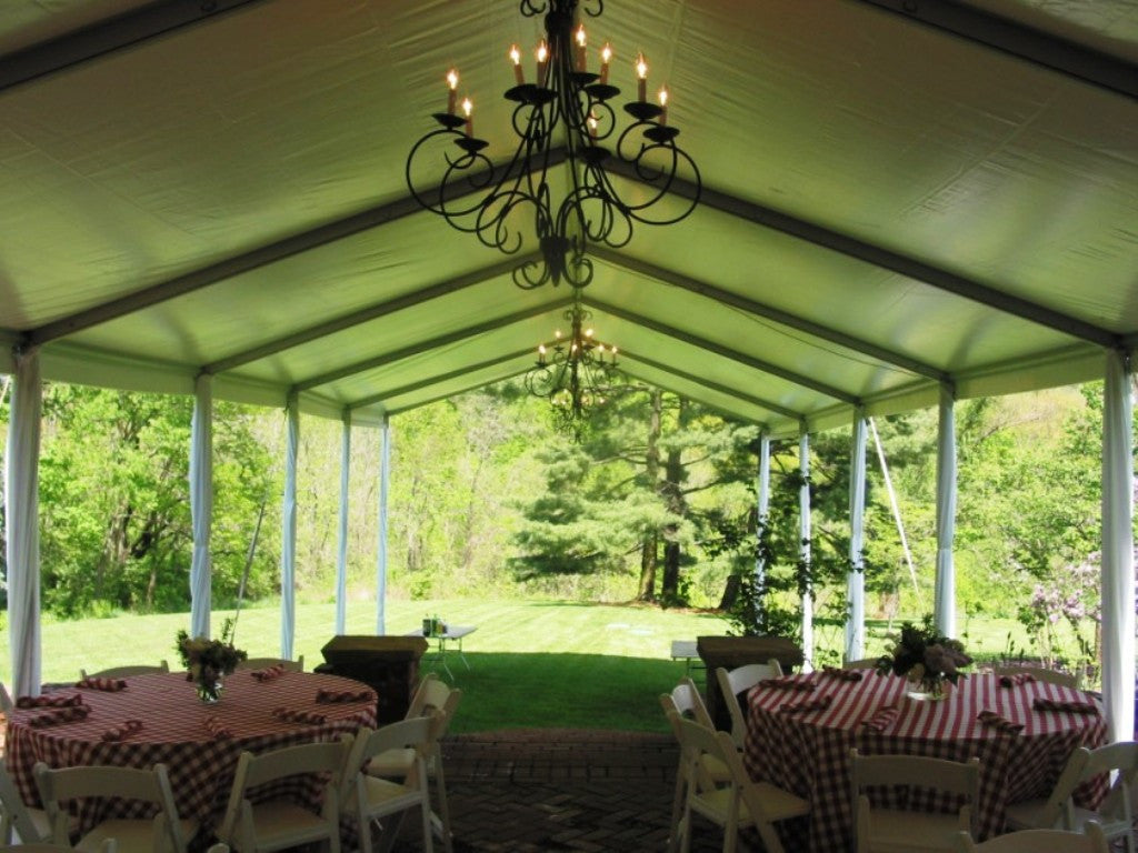 Clearspan White Structures Tent 20'