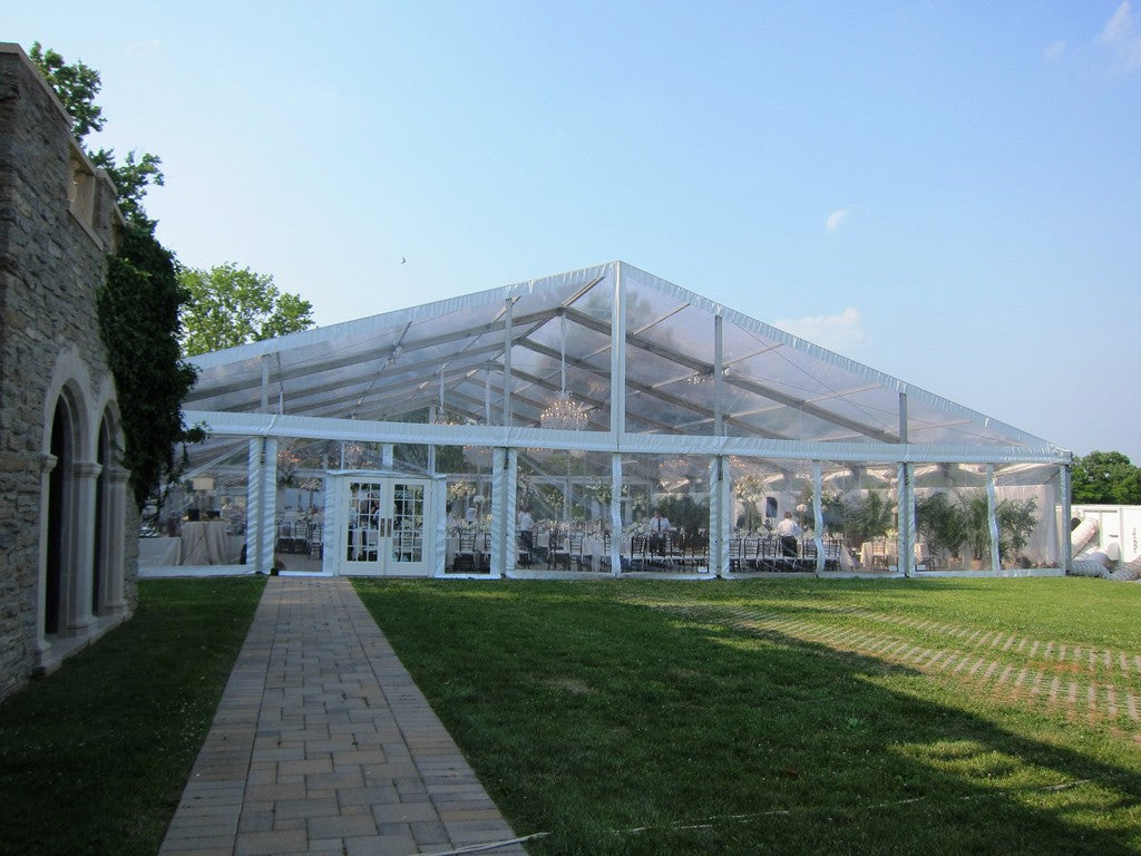 Cleartop Clearspan Frame Tent 82'