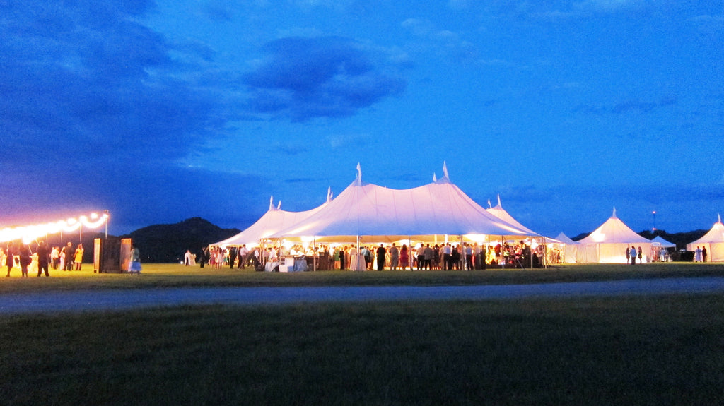 Sailcloth Oval Tents
