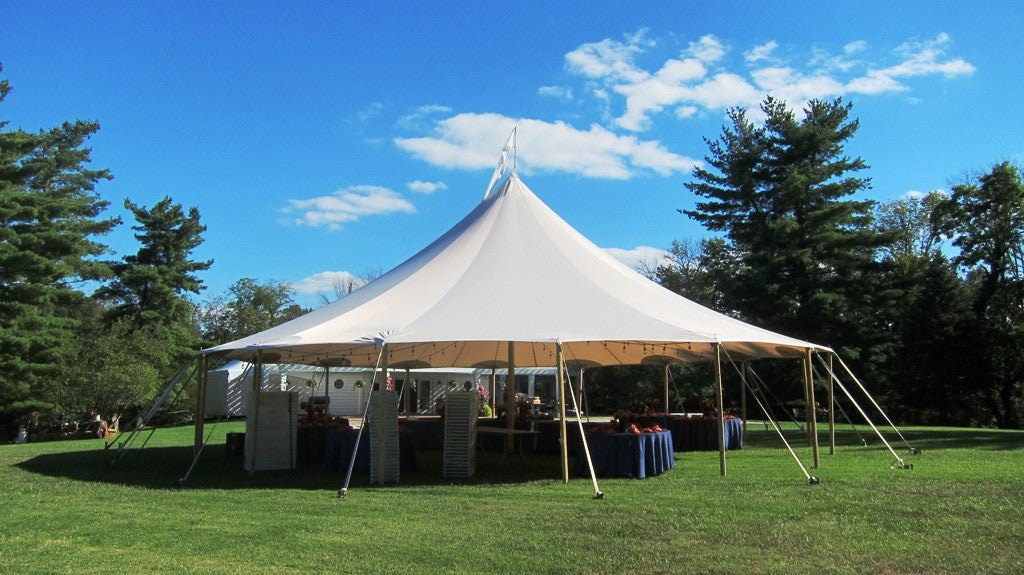 Sailcloth Round Tents