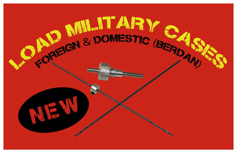 Berdan Military Case Loader (Foreign & Domestic)