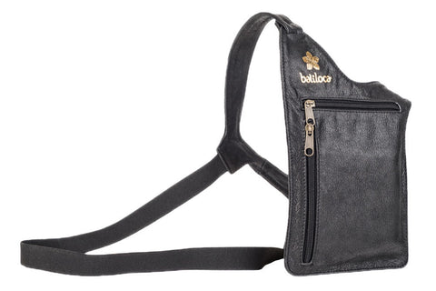 Baliloca Handsfree Leather Shoulder Bag Purse