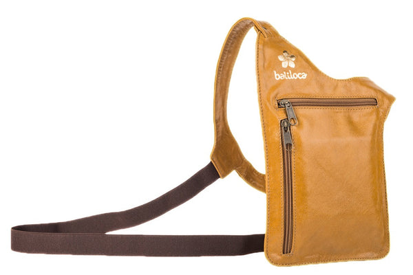 Honey Leather Purse