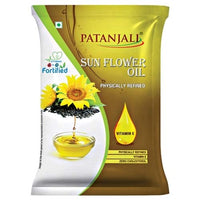 Patanjali sunflower oil 1 litre