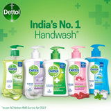 Dettol Original Germ Protection Handwash Liquid Soap Pump, 250ml